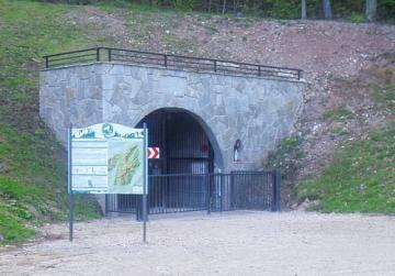 Tunnel of Terres closed due to maintenance work