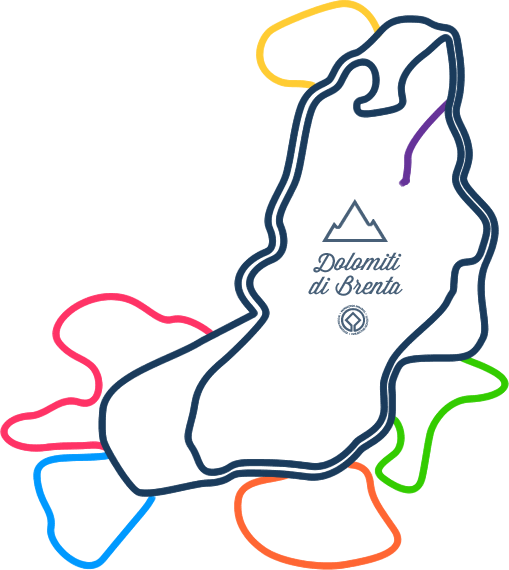 Dolomiti di Brenta Bike - Tour Dolomiti di Brenta Bike <br />Explorer-Touren